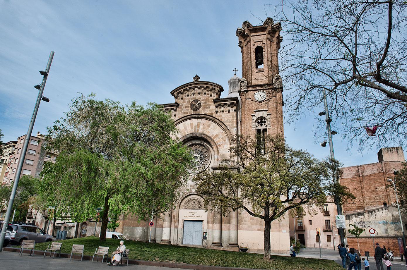 Sant andreu knowing barcelona - Barrio de sant andreu ...
